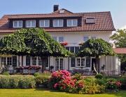 Strand und Hausansichten vom Landhaus Hornstein in Kressbronn