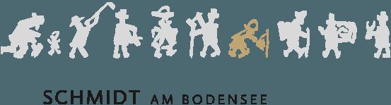 Logo Schmidt am Bodensee