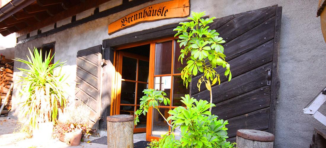 Weingut Geiger Brennhäusle