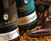 Hagnauer Spätburgunder Rotwein vom Bodensee