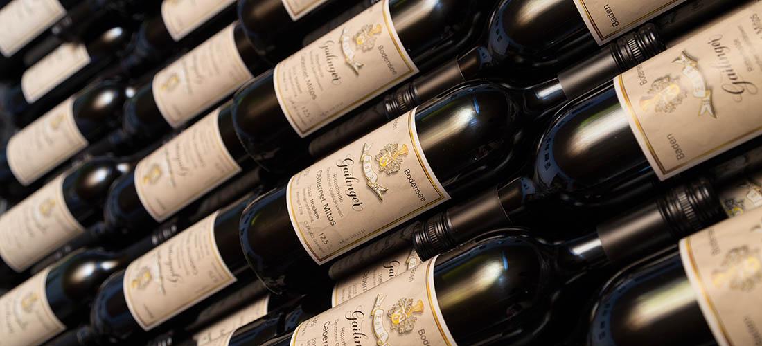 Rotwein vom Bodensee Zolg